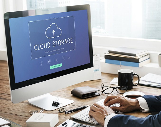 Cloud storage Microsoft Azure